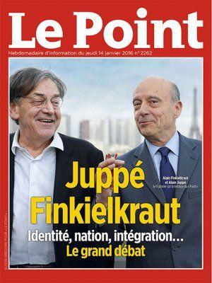 Alain Finkielkraut a accepté de débattre avec Alain Juppé... pas sûr que ce dernier doive s'en féliciter