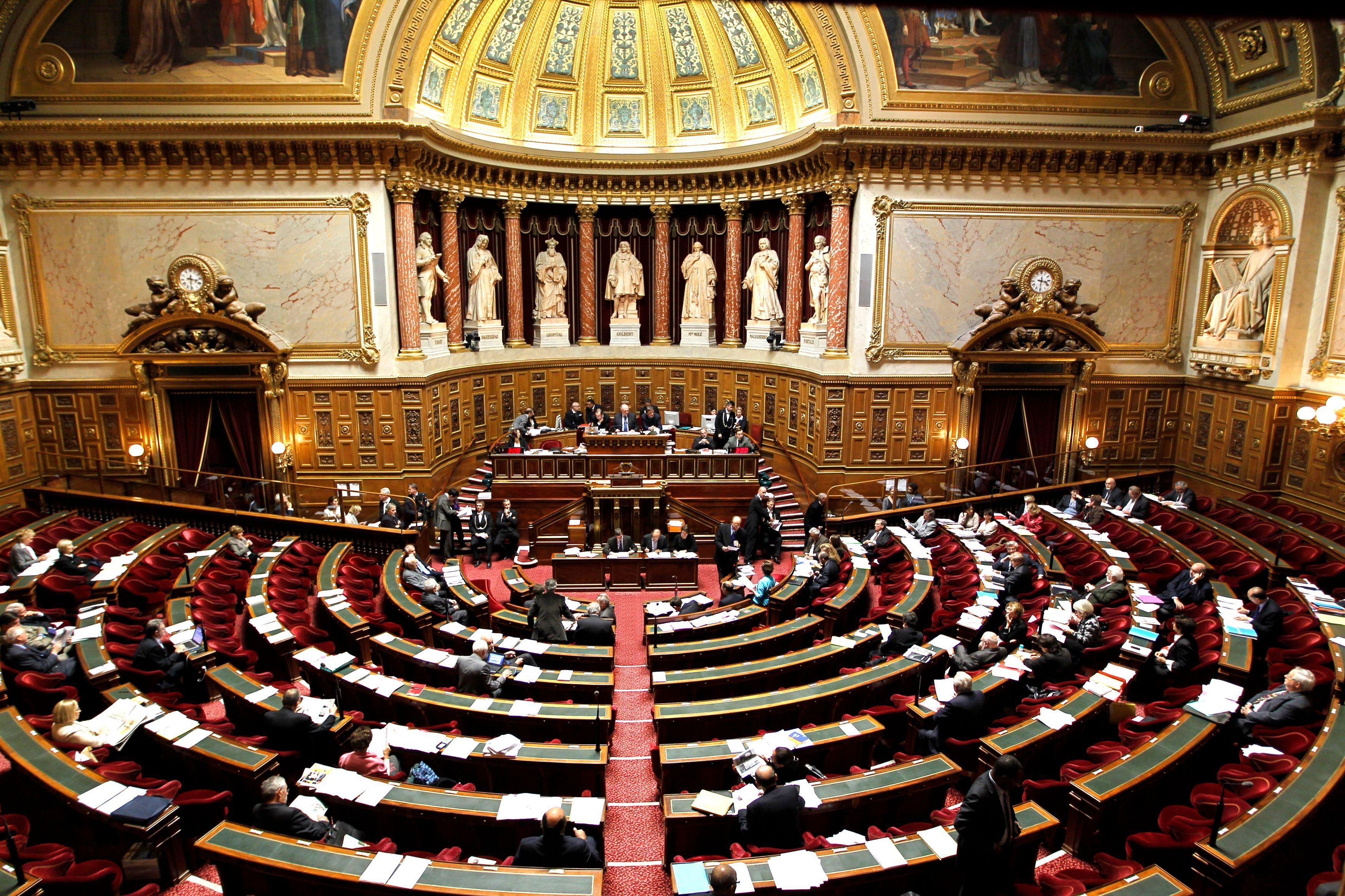 Le Sénat a de nouveau rejeté le binôme homme/femme.