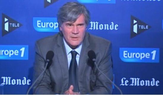 """Zap'Éco - Stéphane le Foll sur l'écotaxe : """"Ça ne veut pas dire que la Bretagne a un statut particulier à nos yeux"""""""