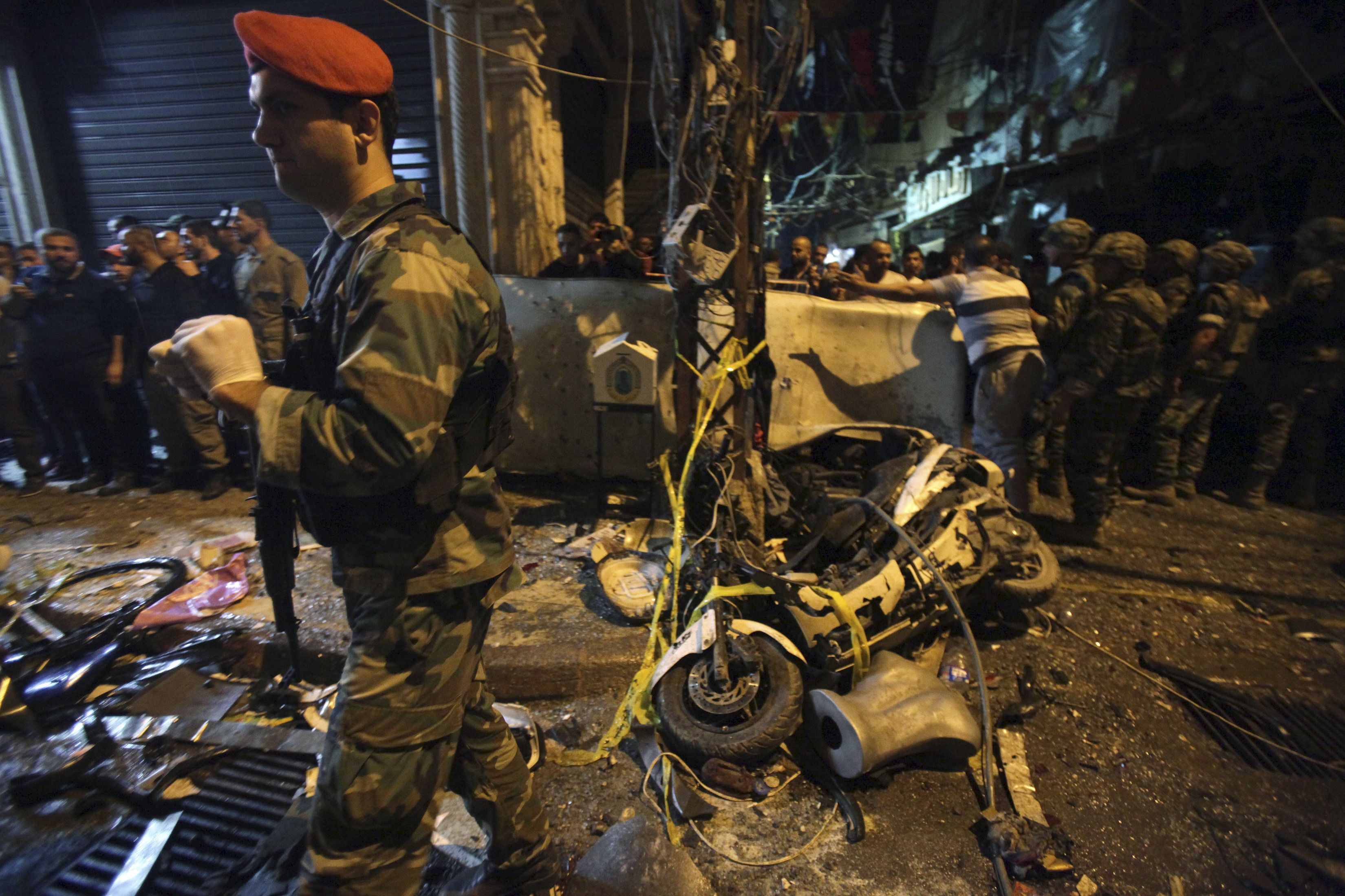 Liban : ce que l'on sait de l'attentat revendiqué par l'Etat islamique ce jeudi soir à Beyrouth et qui a fait plus de 40 morts