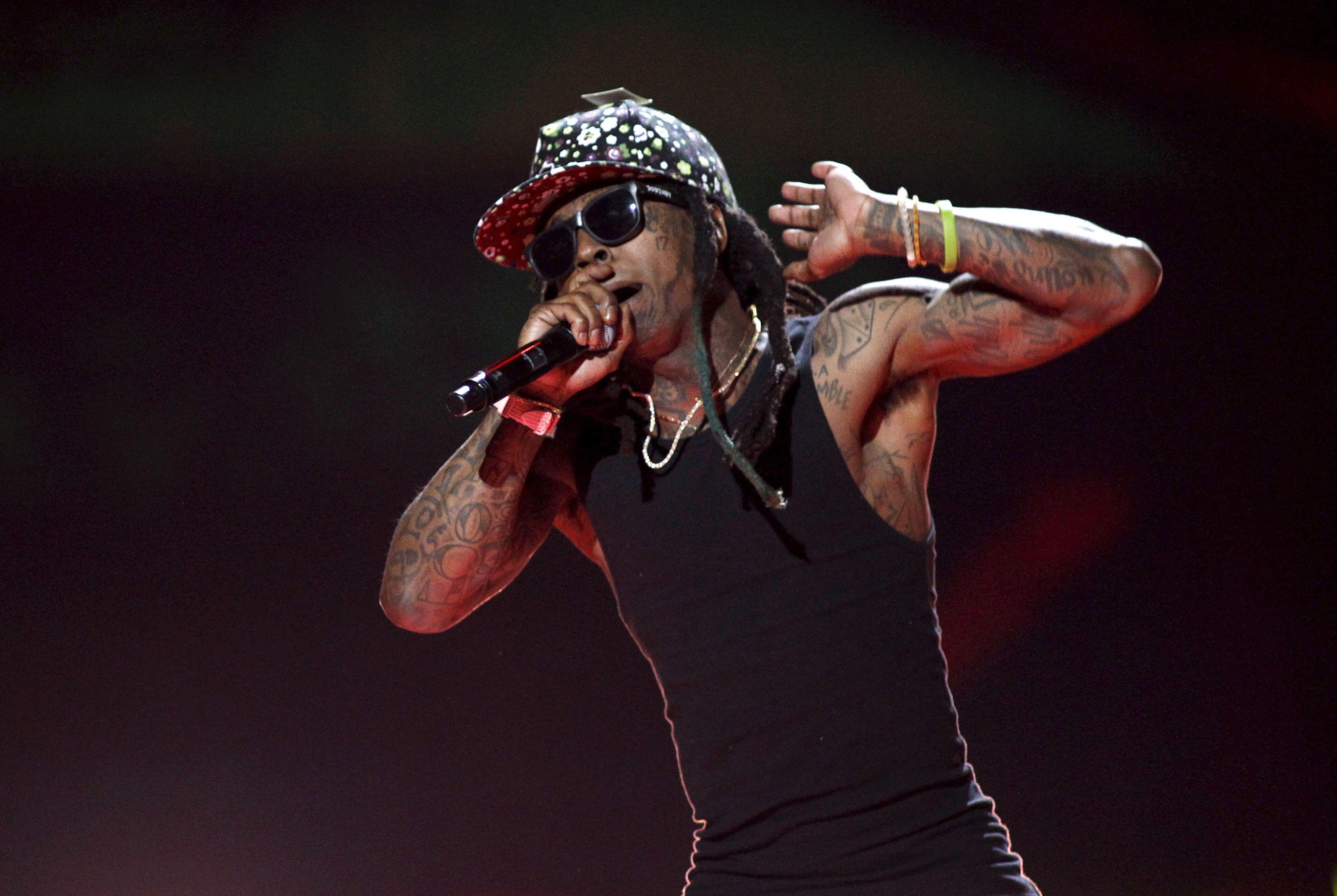 """Lil Wayne : """"Je suis maintenant sans défense et mentalement abattu."""""""