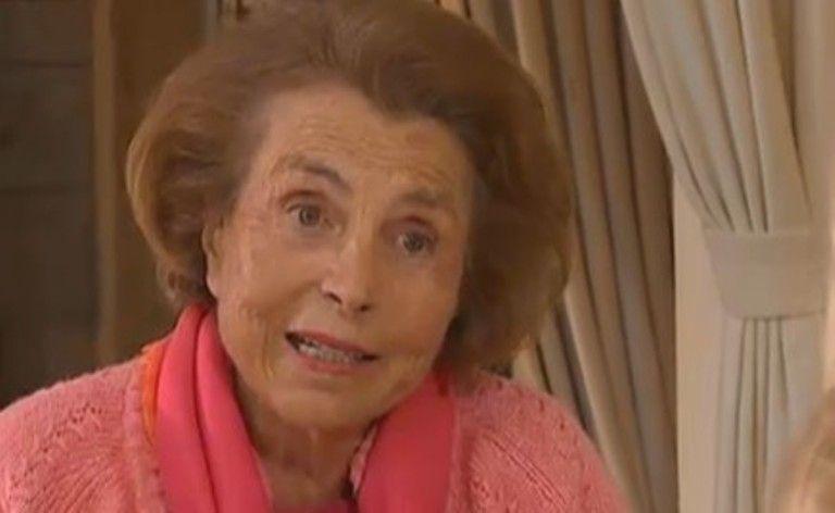 Liliane Bettencourt, la numéro 1 des femmes milliardaires