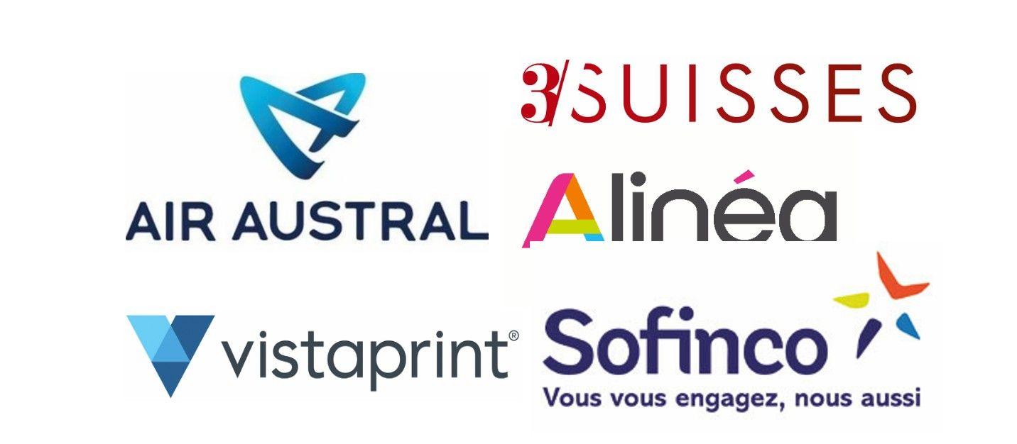Sofinco, 3 Suisses, VistaPrint... : 5 changements de logo qui en disent long sur la stratégie de leur entreprise