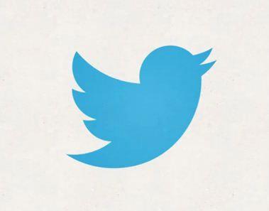 Twitter change légèrement son logo