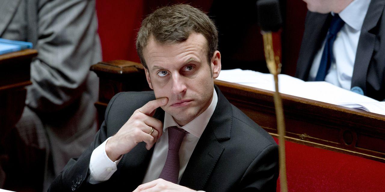"""Hollande c'était """"moi je """" : Macron c'est """"bibi"""""""