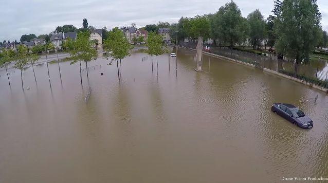 Inondations : les dommages sont estimés à 600 millions d'euros