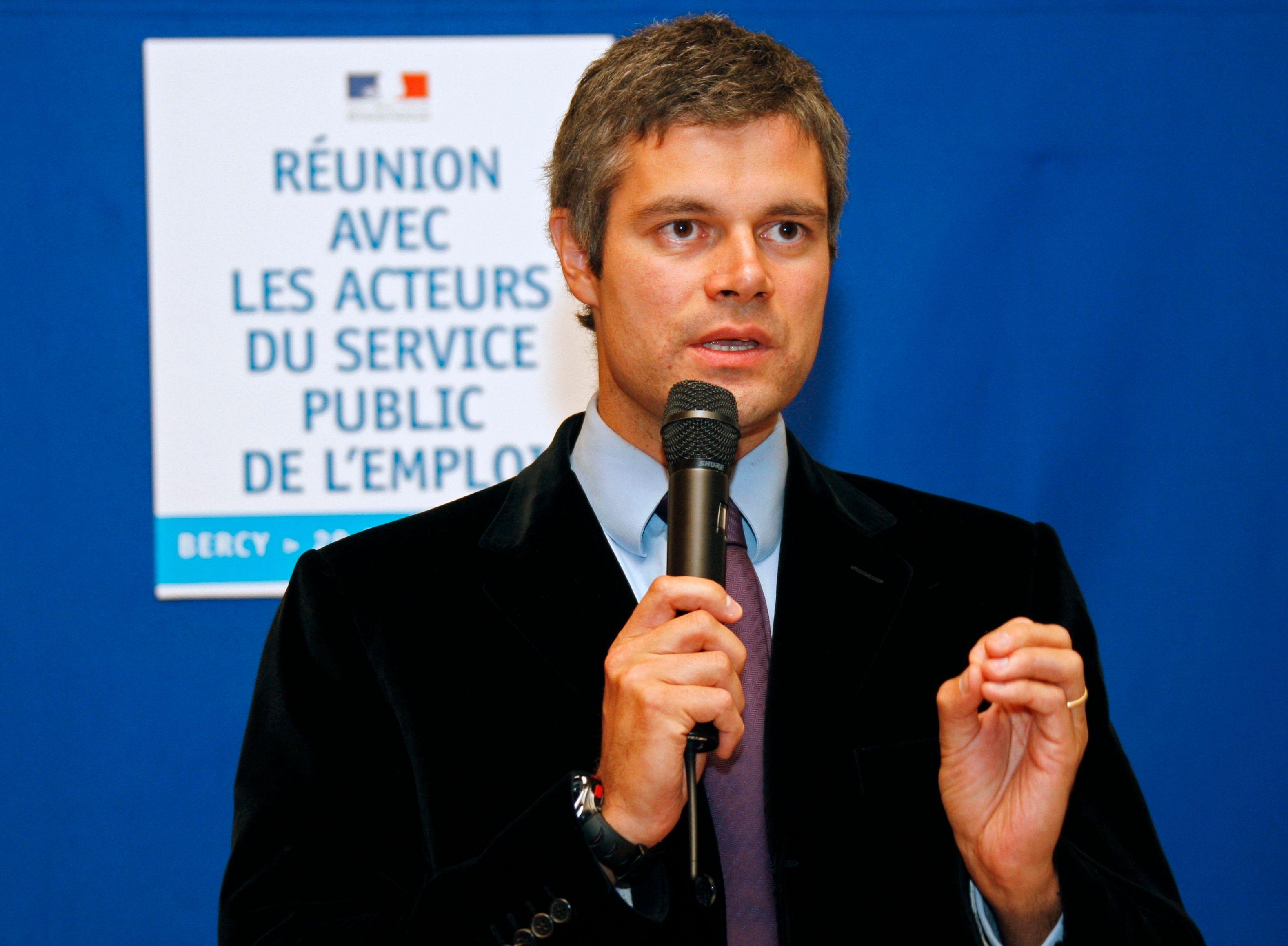 Et Nicolas Sarkozy s'enticha de François Baroin... en oubliant le danger Laurent Wauquiez ?