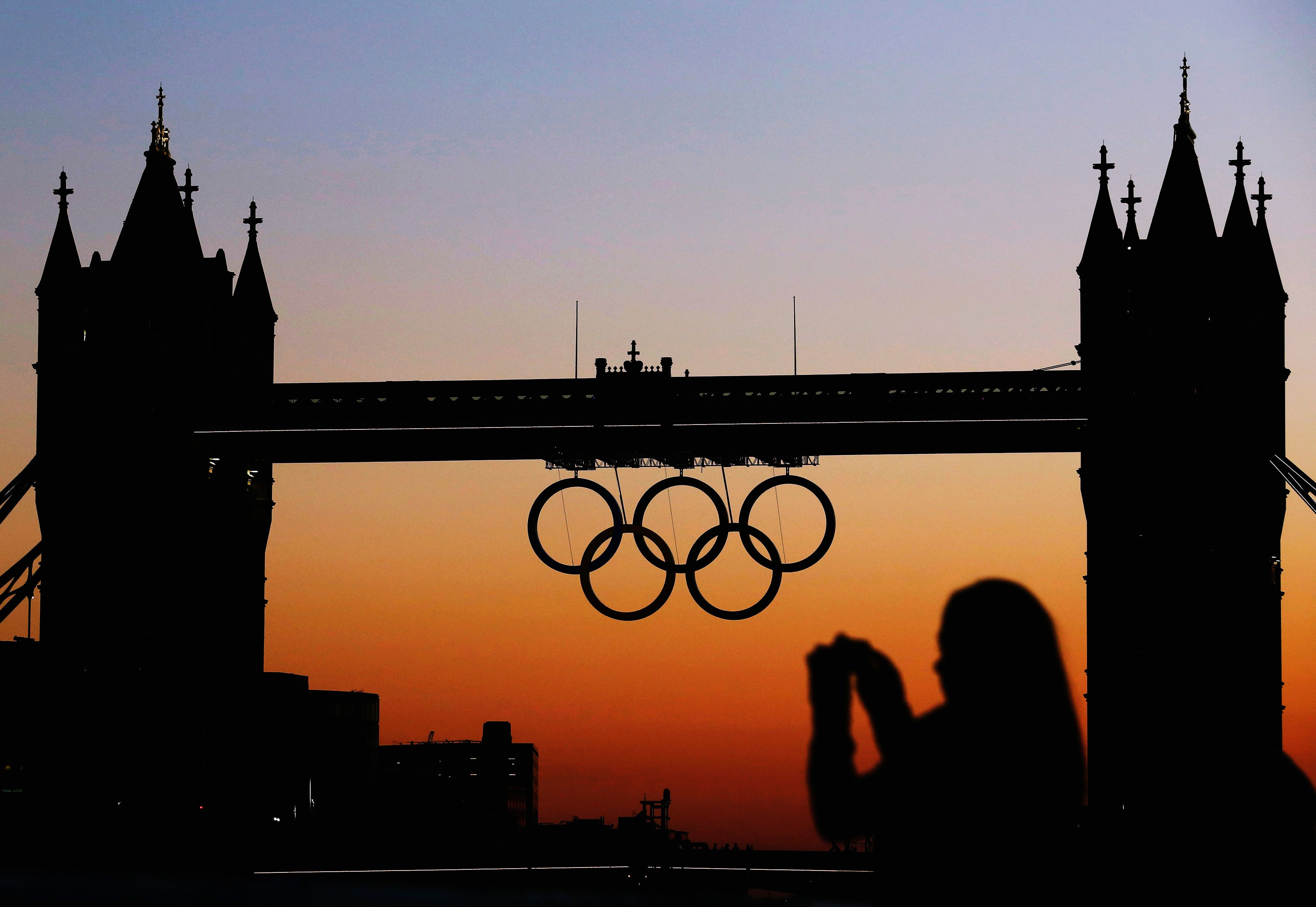 Les Jeux olympiques de Londres s'achèvent ce dimanche.