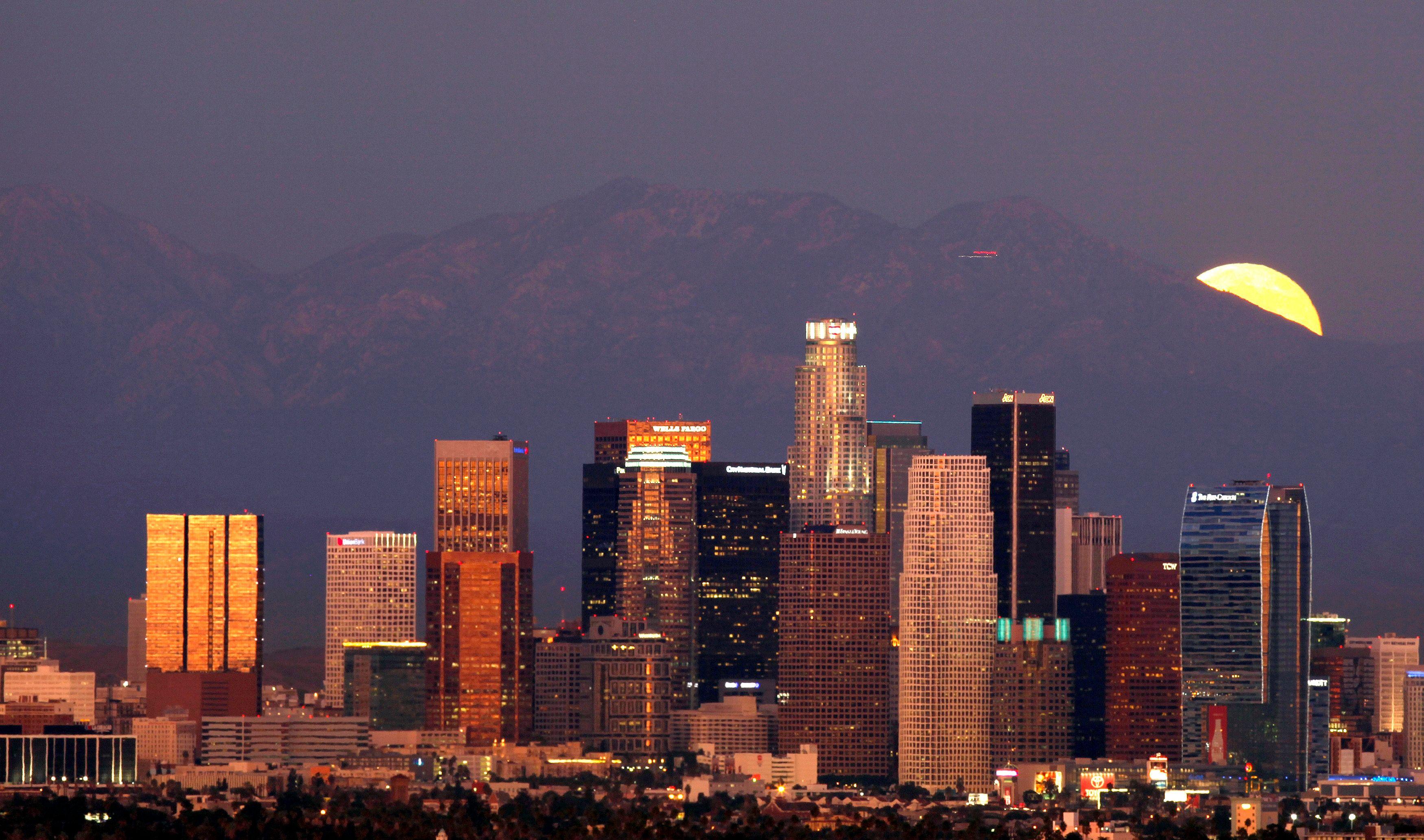 Le taux de criminalité global de Los Angeles a considérablement baissé depuis les années 2000.