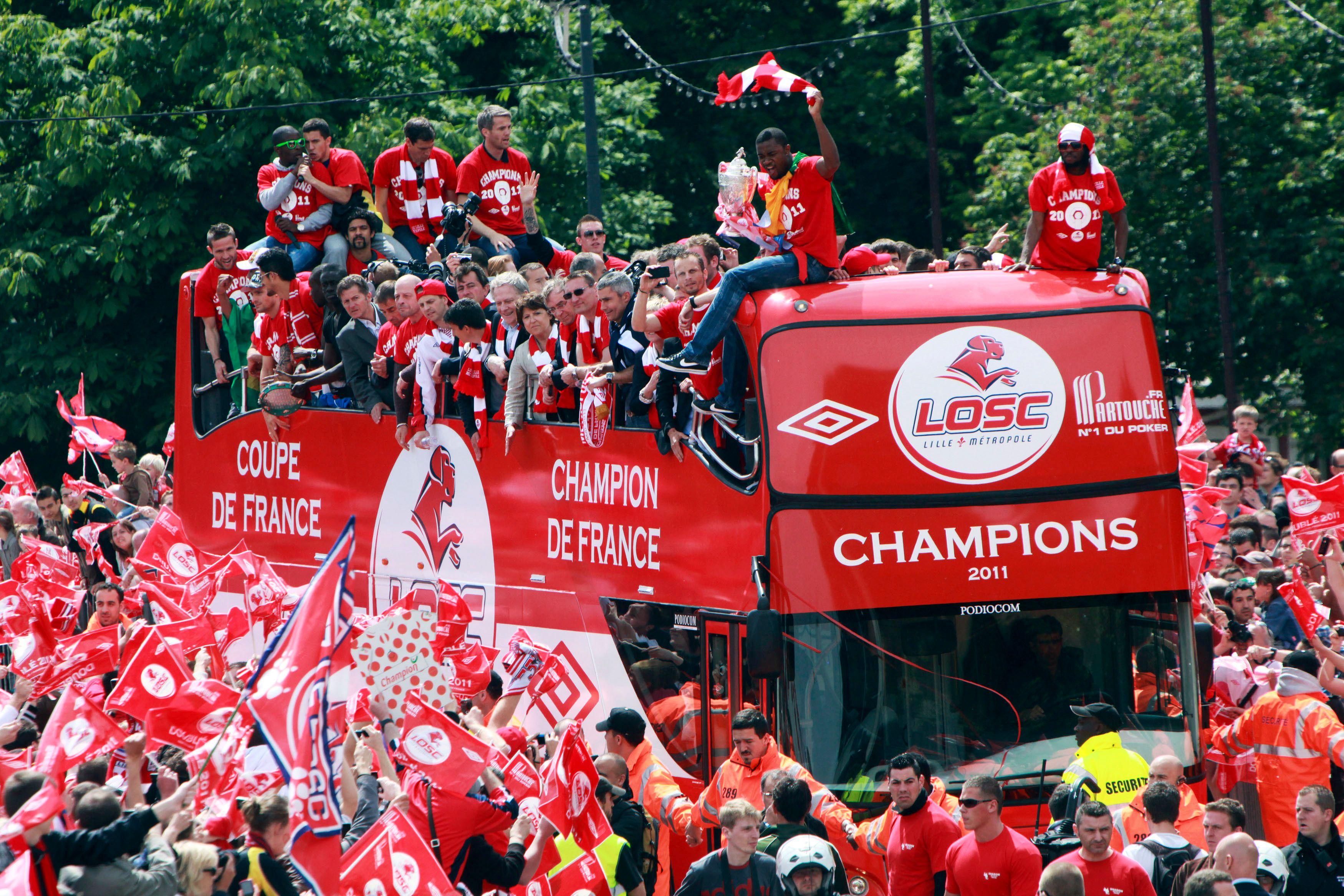 Faut-il se réjouir que Lille soit la meilleure équipe de l'hexagone ?