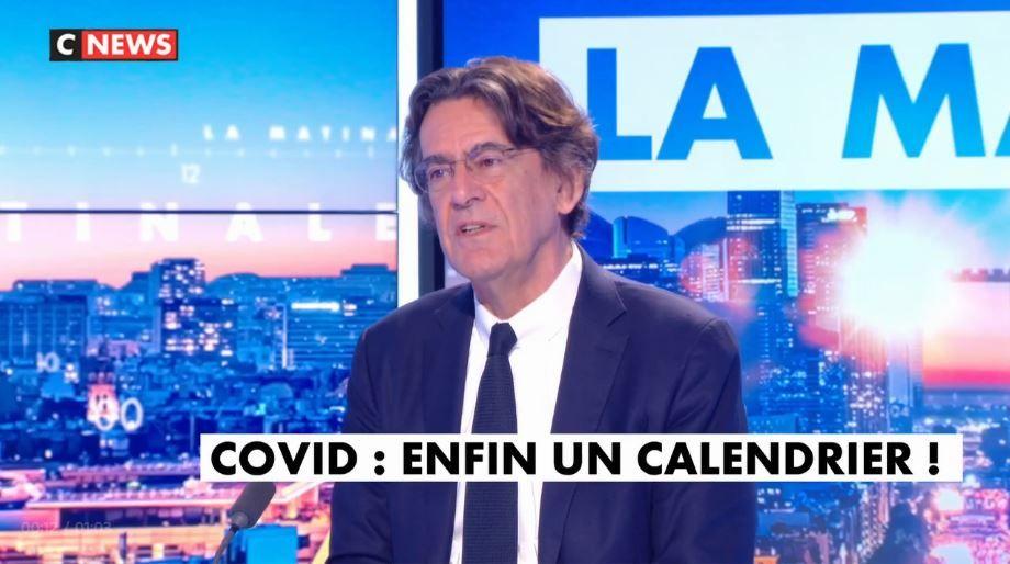 Luc Ferry était l'invité de la matinale de CNews en ce jeudi 22 avril. Il a répondu aux nombreuses questions de Laurence Ferrai, notamment sur la crise sanitaire.