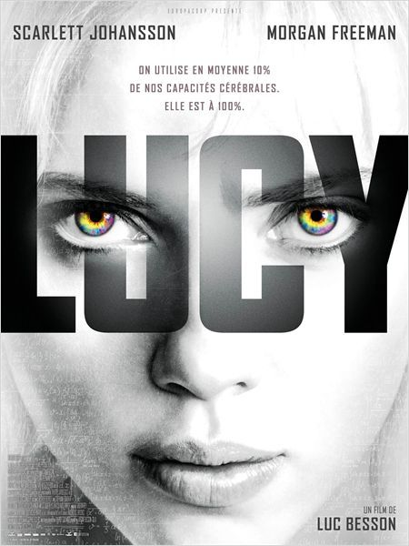 """""""Lucy"""": le film de Luc Besson est le plus gros succès cinématographique français à l'international depuis 1994."""
