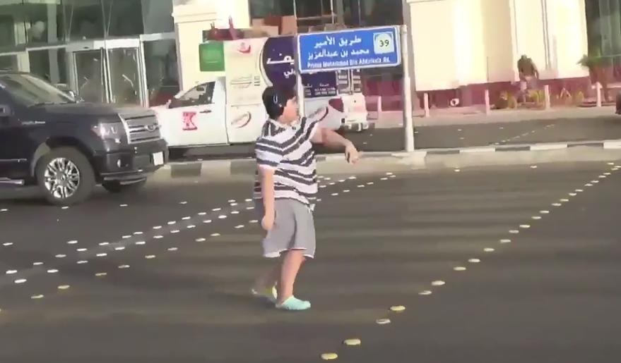Arabie Saoudite : un adolescent arrêté pour avoir dansé la Macarena en public