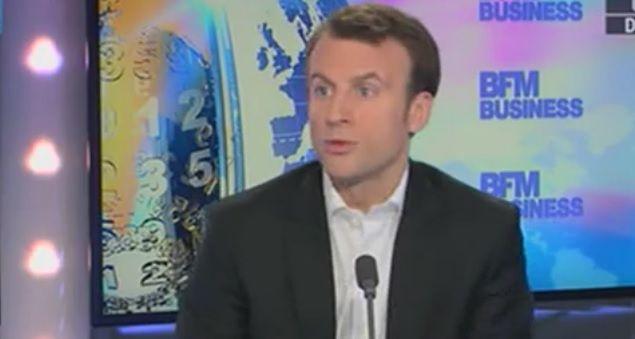 """Emmanuel Macron : """"Confiance et réforme pour faire avancer notre économie"""""""