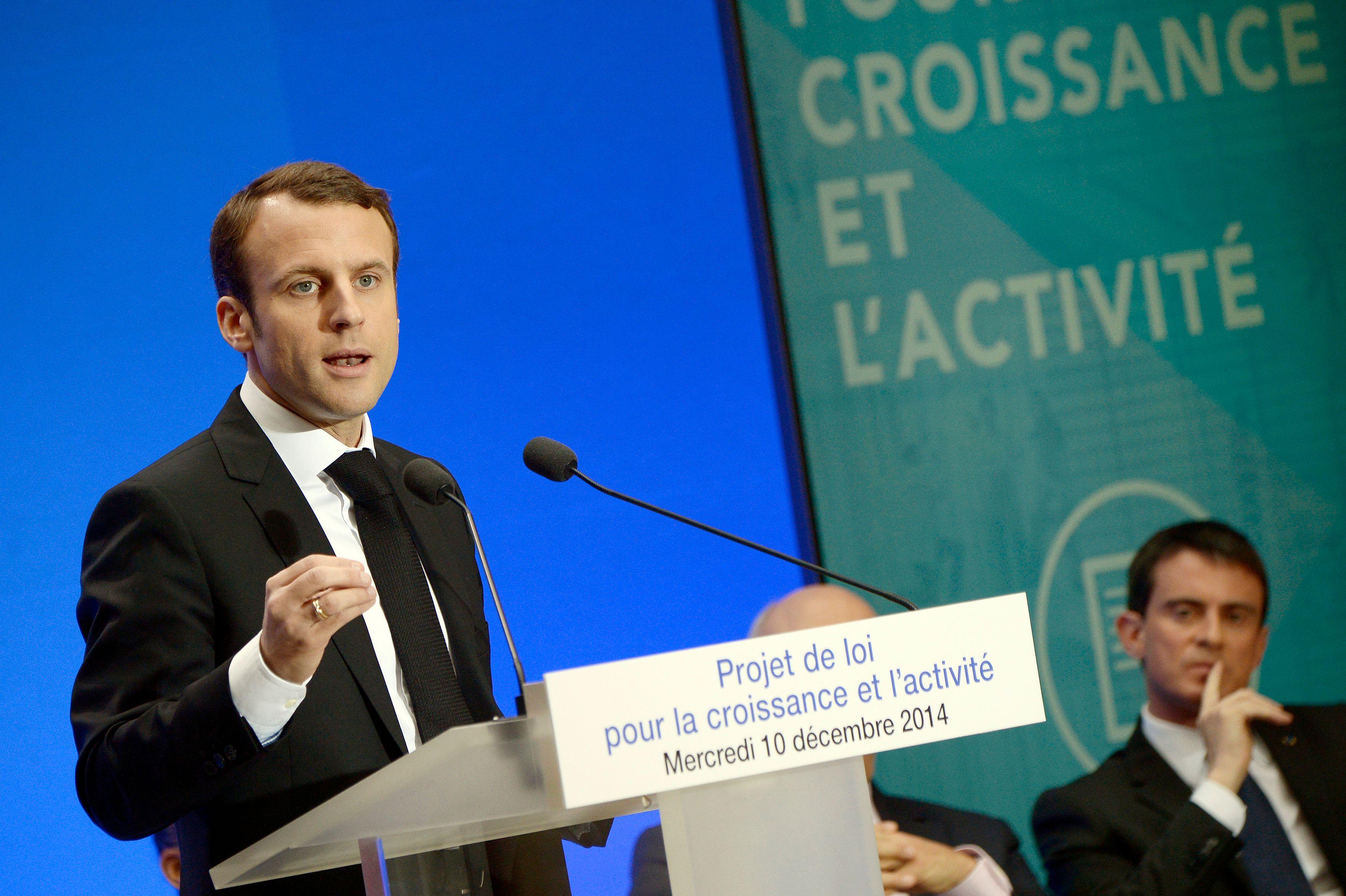 Notaires, autoroute, concurrence… tout ce que prévoit la loi Macron