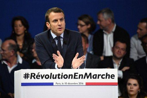 Présidentielle 2017 : dans une tribune, Emmanuel Macron évoque la lutte contre le terrorisme, l'Europe, et les questions migratoires