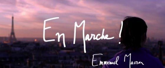 Macron : Son mouvement politique hébergé par un proche du patronat