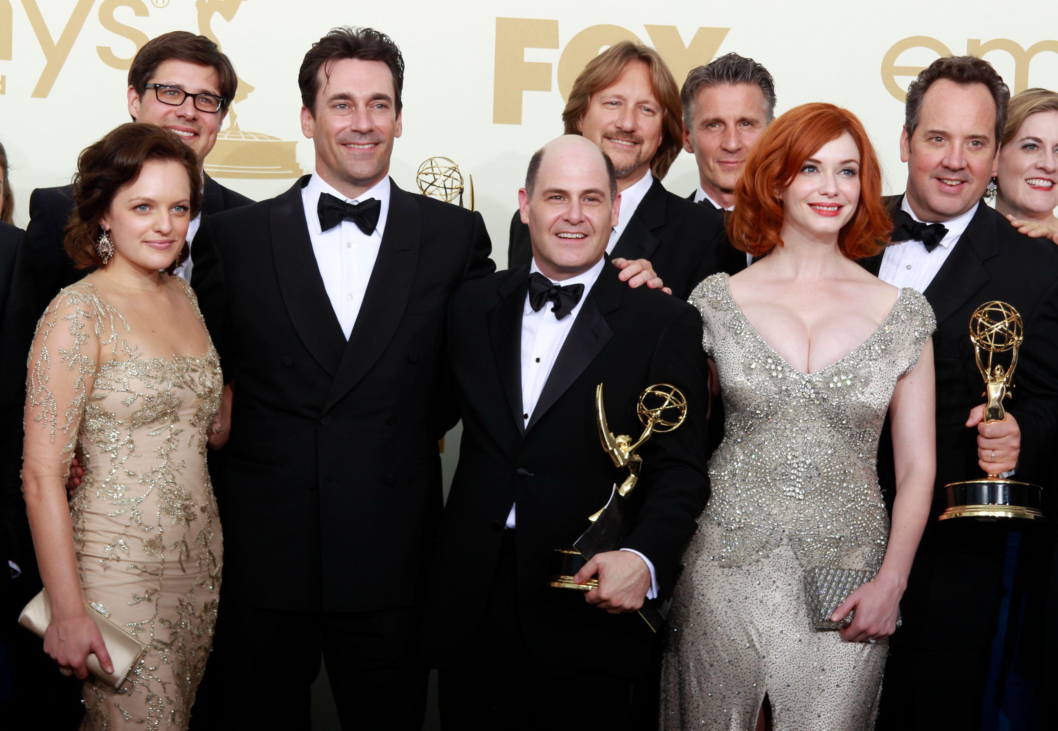 La série américaine Mad Men fait partie des nominés aux Emmy Awards 2012.