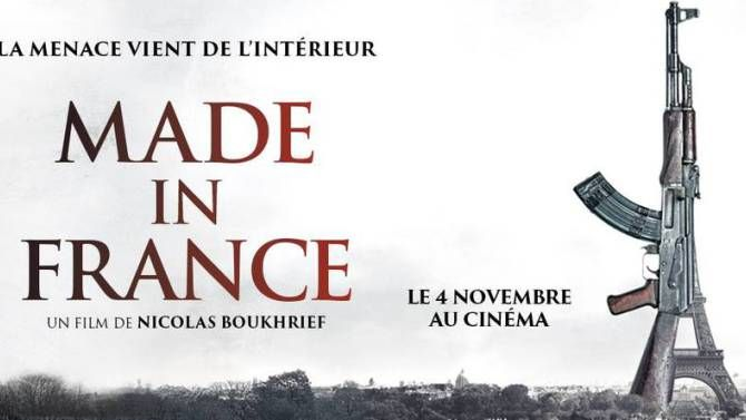 """""""Made In France"""" : pourquoi la sortie du film prophétique sur les attentats de Paris est reportée"""