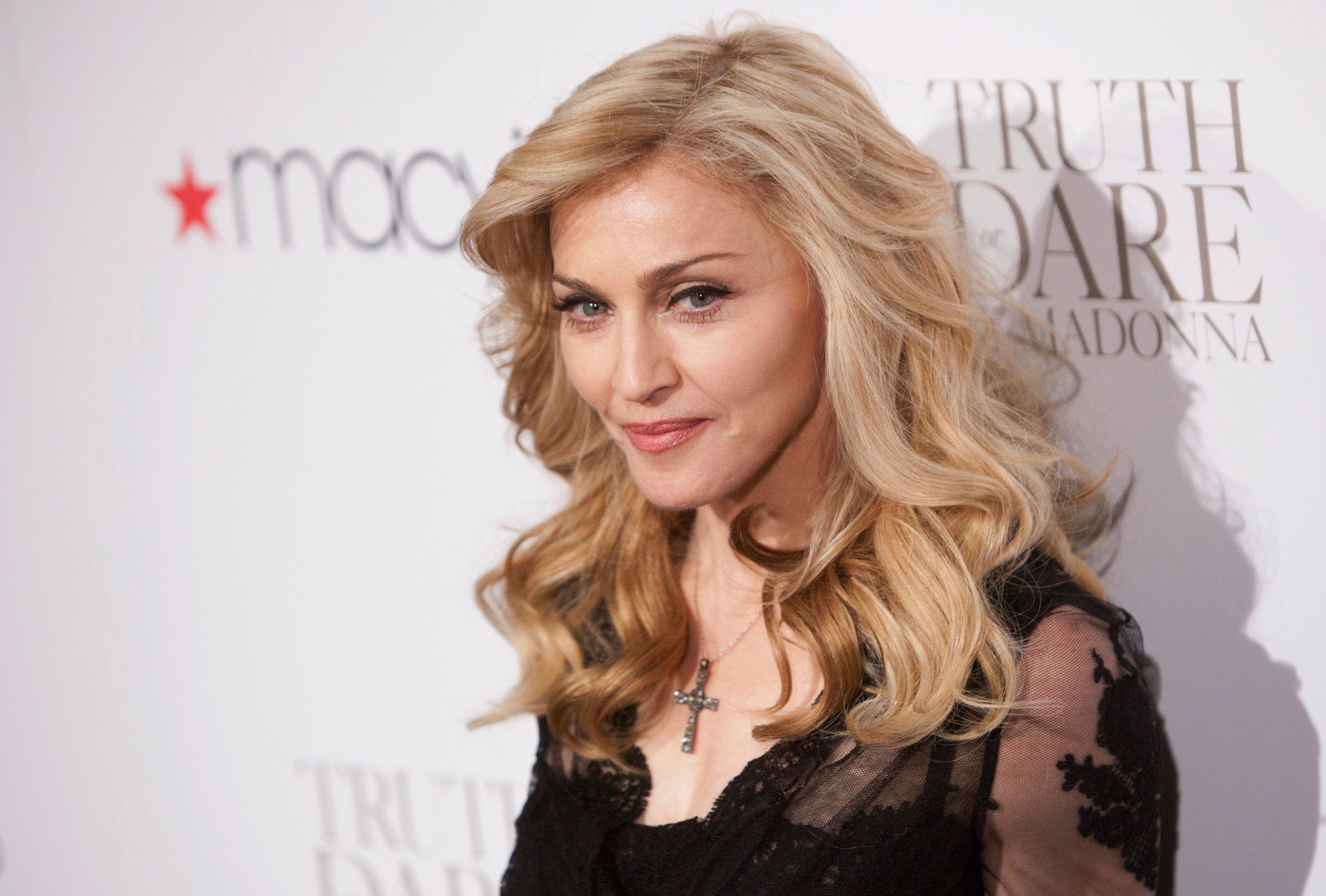 Le prochain album de Madonna a été piraté