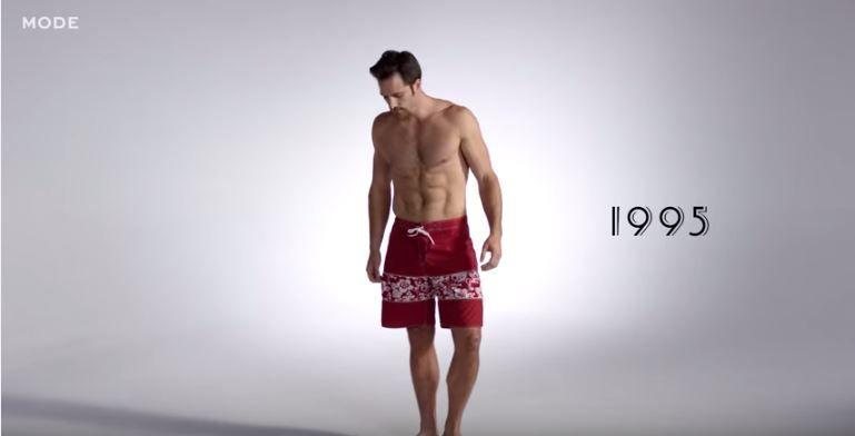 """Voilà comment le """"corps masculin idéal"""" a évolué au cours de ces 150 dernières années"""