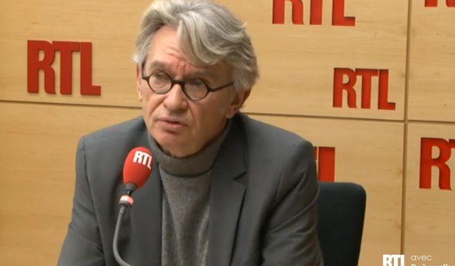 """Jean-Claude Mailly : Mélenchon devrait avoir honte de son comportement"""""""