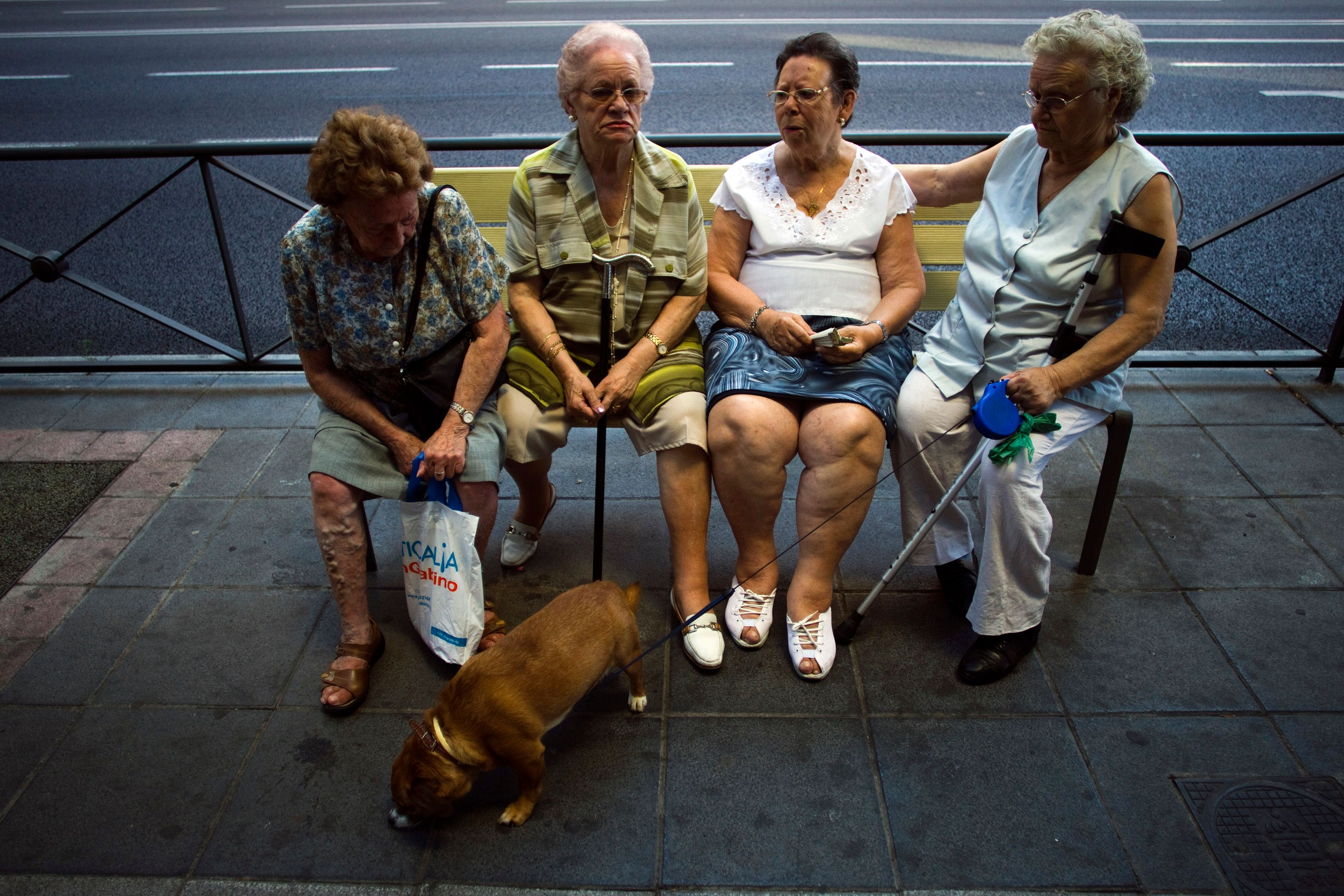 Les personnes âgées n'ont pas de problèmes de mémoire
