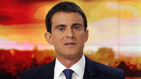 """""""On se bat contre Daesh, contre le terrorisme. On organisera mardi prochain le 15 septembre un débat à l'Assemblée"""" a déclaré Manuel Valls."""