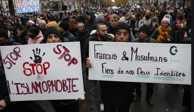 Cette nouvelle ère politique que vient s'ouvrir avec la marche contre l'islamophobie
