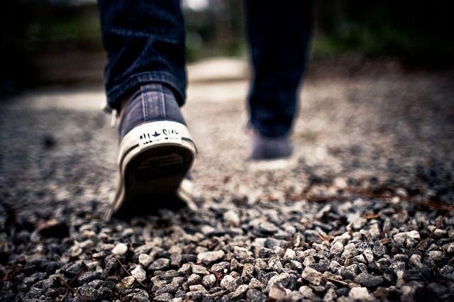 La marche permet de prévenir des maladies cardiovasculaires.