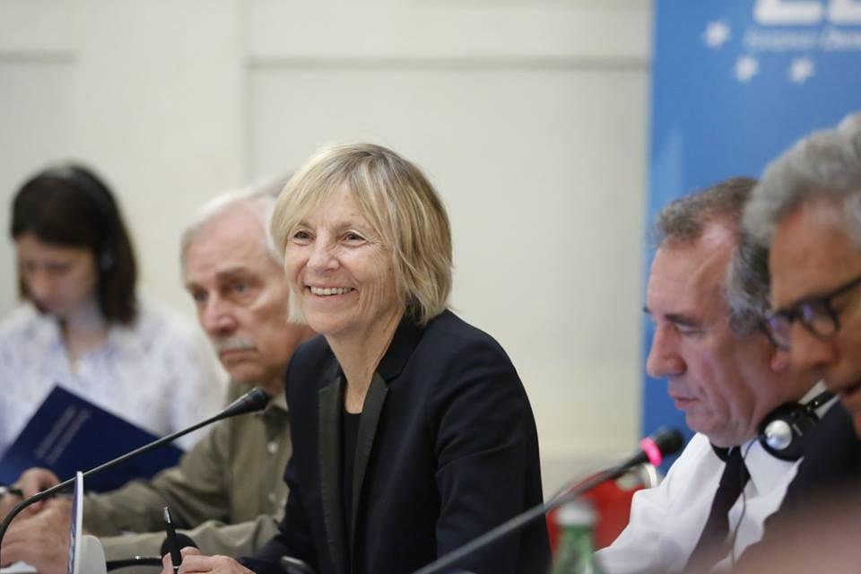 Soupçons d'emplois fictifs : Marielle de Sarnez dans le collimateur de la justice
