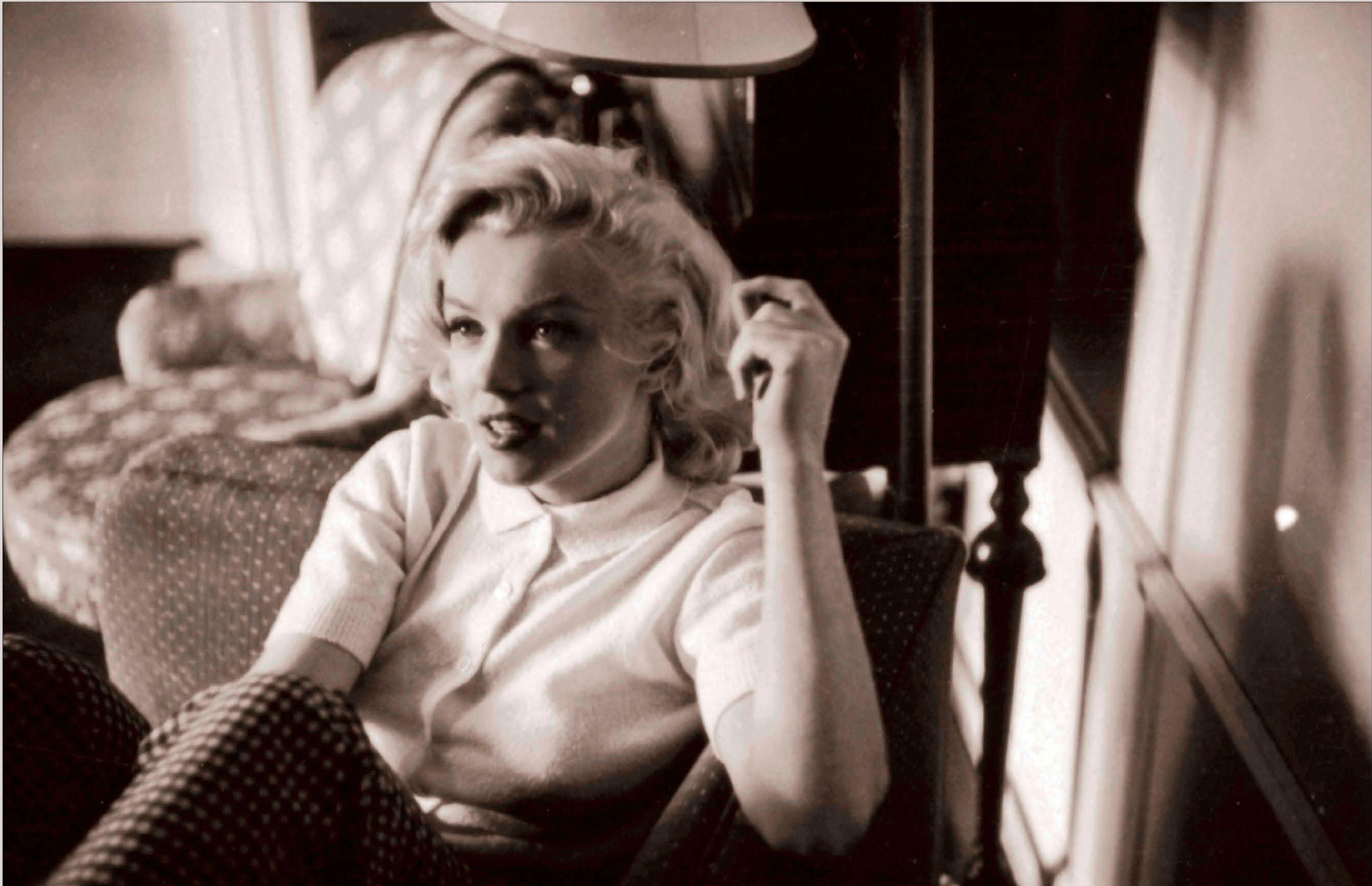 Marilyn Monroe cinéma légende hollywood