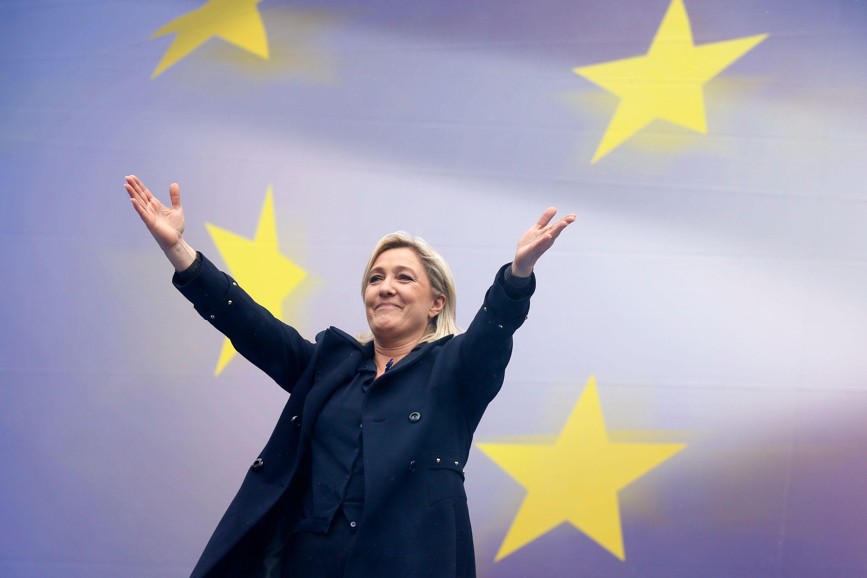 Front national : près de deux tiers des Français jugent inquiétants les résultats du parti