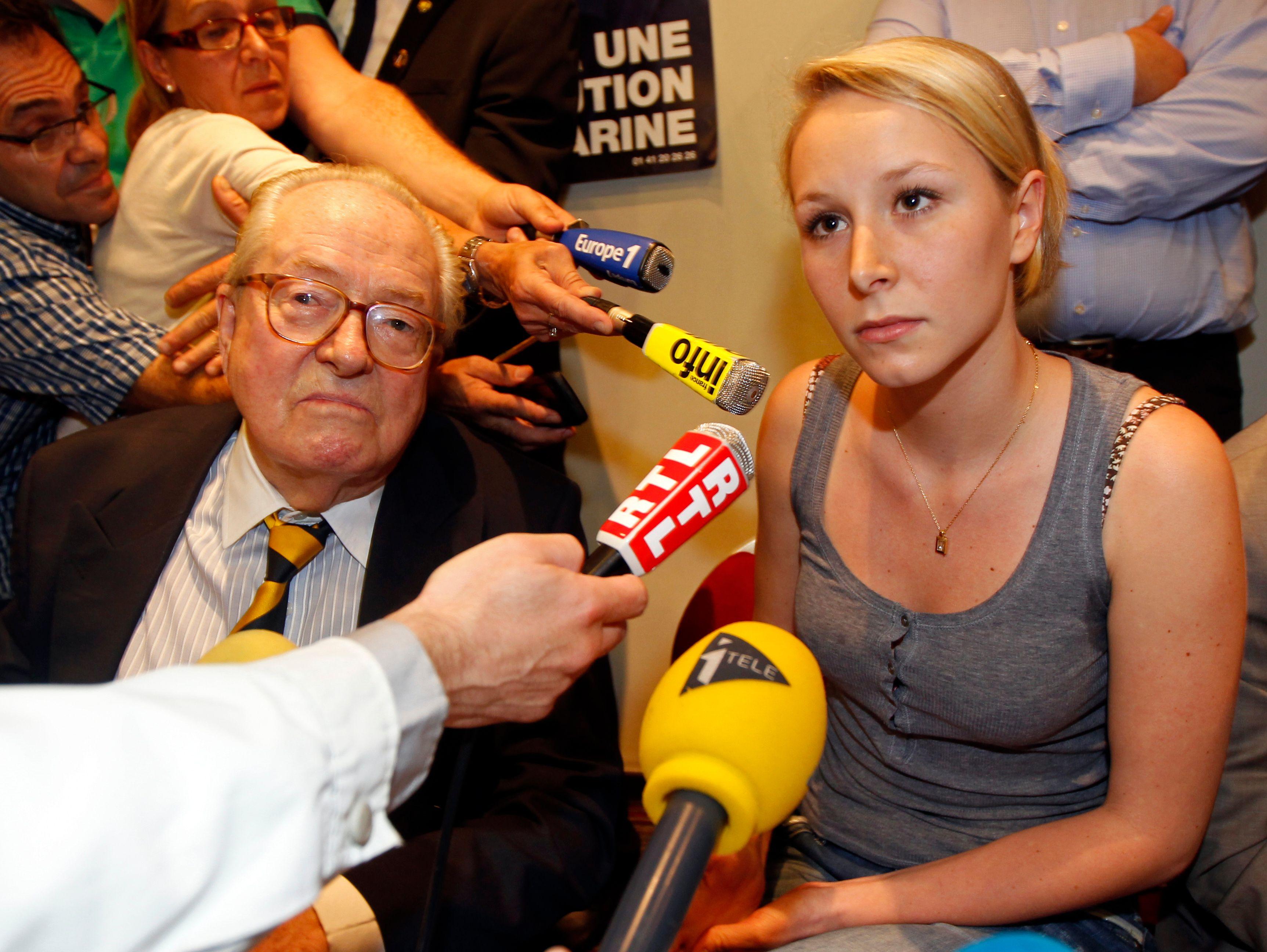 Marion Maréchal Le-Pen voit sa cote de popularité suivre la tendance haussière initiée avant l'affaire familiale.