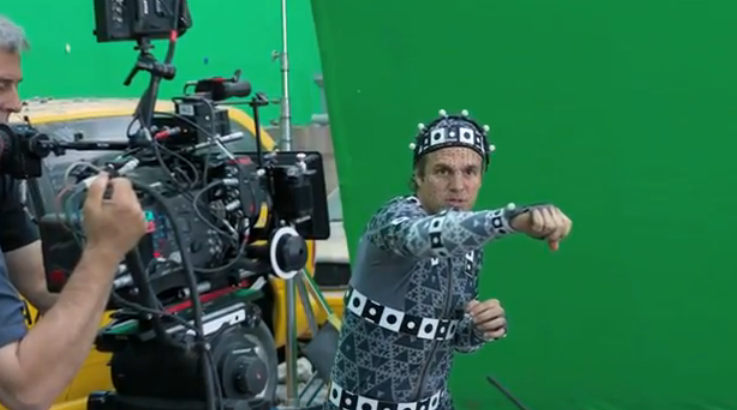 Voici Mark Ruffalo avant d'être Hulk.