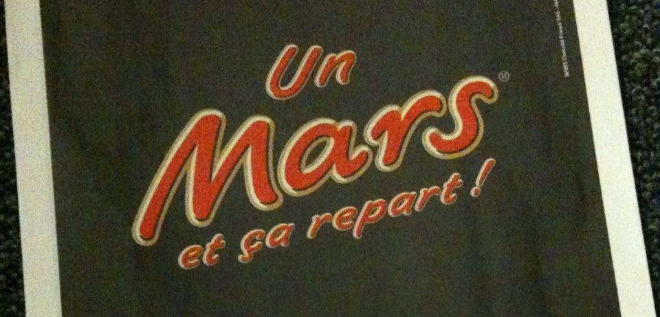 Consommation : Rappel de millions de barres Mars et Snickers