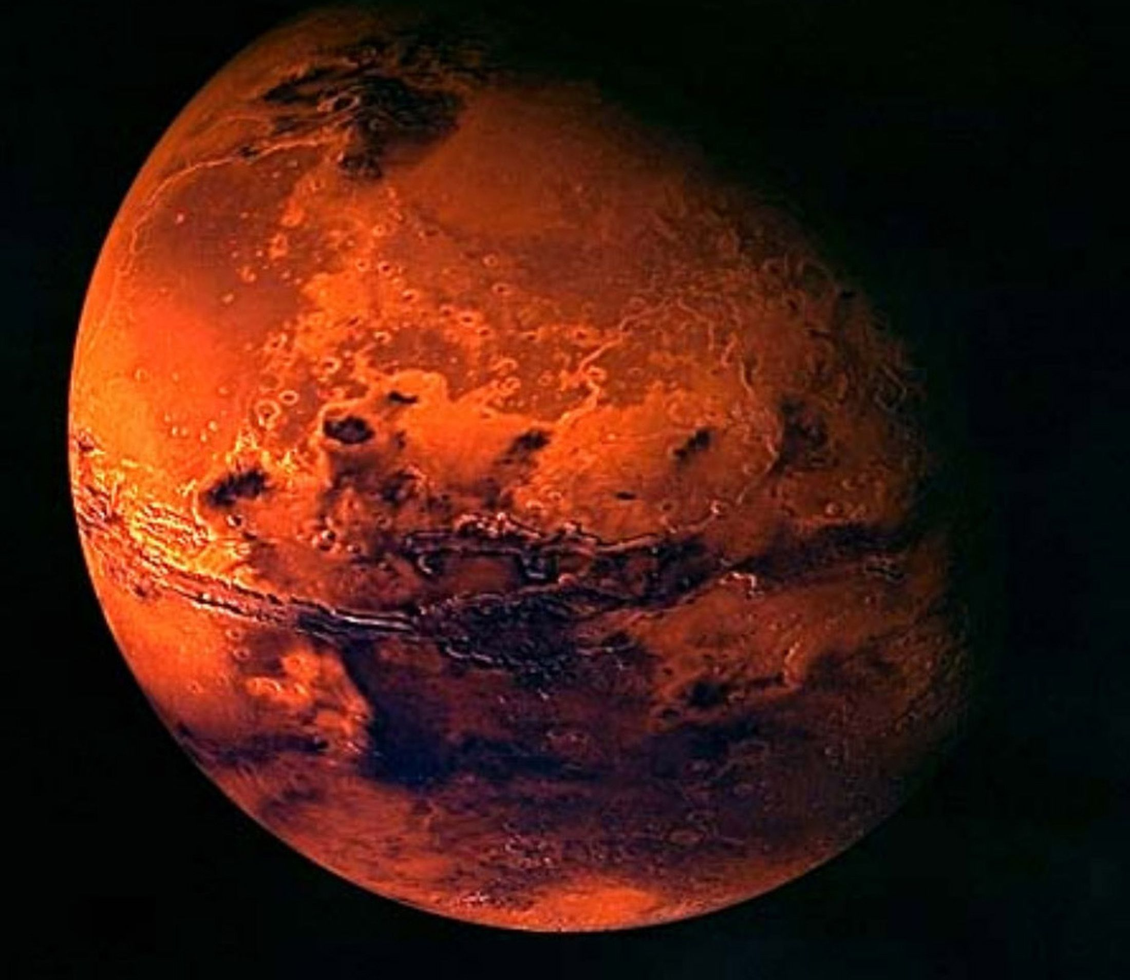 Mars : 1 058 candidats pré-sélectionnés pour la colonisation de la planète