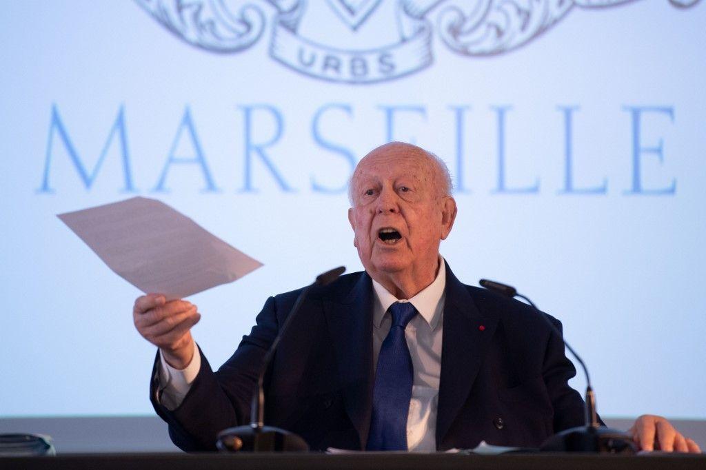 Elections municipales Marseille AFP