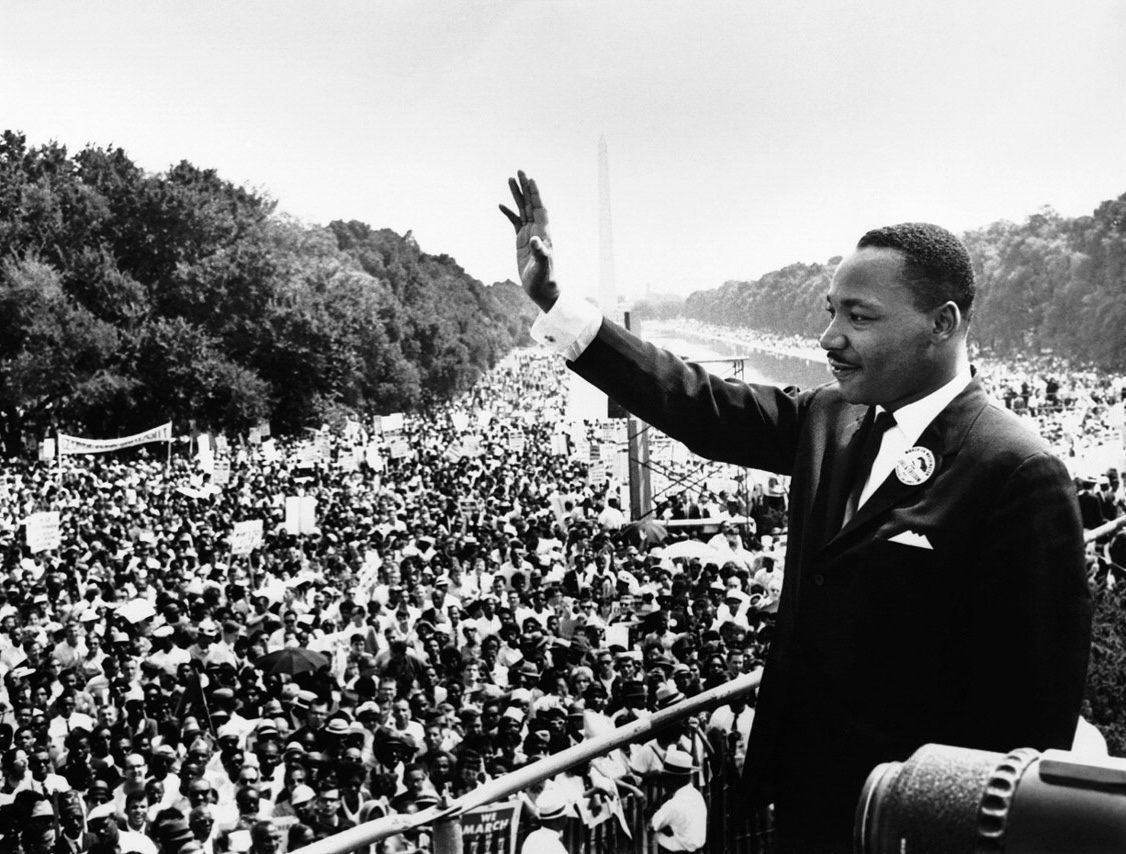 Martin Luther King, le 28 août 1963