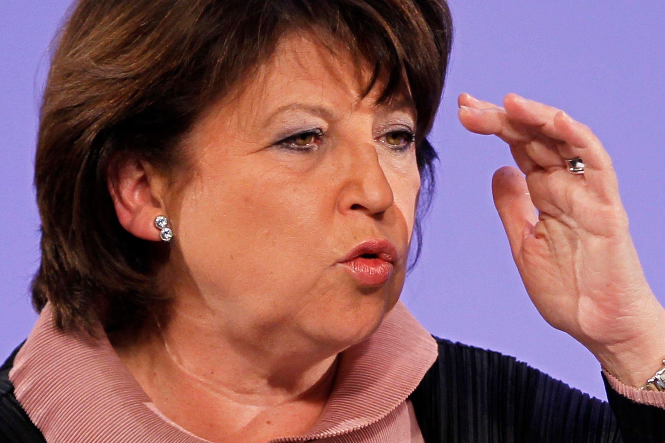 La mise en examen de Martine Aubry a été annulée pour la deuxième fois