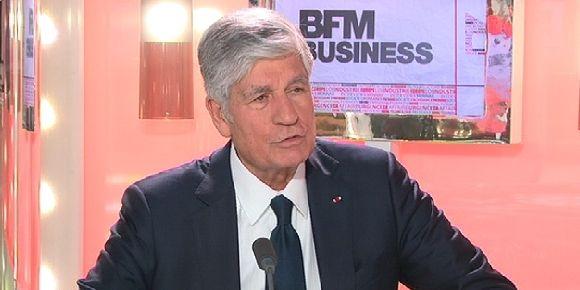 Maurice Lévy, PDG de Publicis Groupe