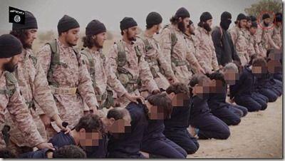 Non, les écœurantes et sanglantes vidéos djihadistes ne sont pas des jeux vidéo