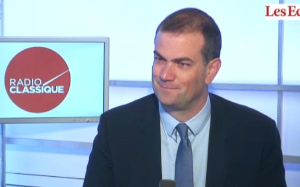 """Maxime Picat - Peugeot : """"40% de notre production mondiale est faite en France alors que l'on n'en vend que 20%"""""""