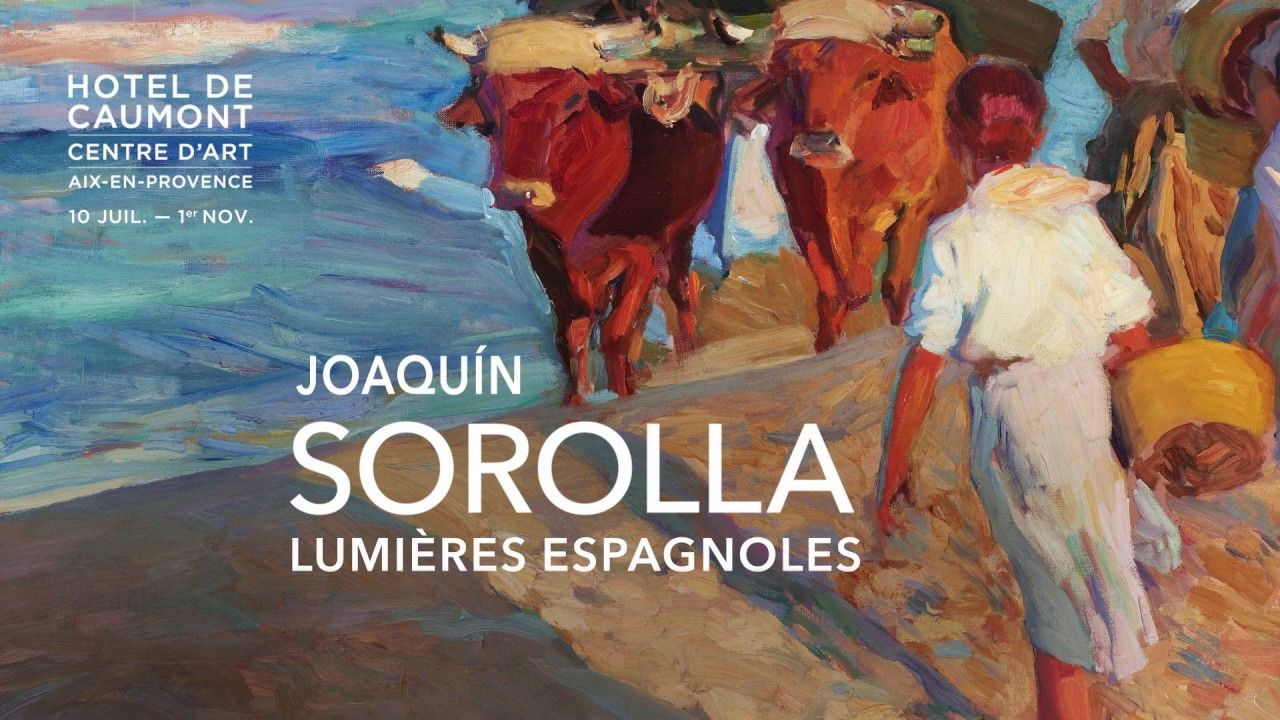 """Joaquin Sorolla. Lumières espagnoles"" : ""Petit fils de Velázquez, fils de Goya"", Sorolla enfin connu et reconnu en France"