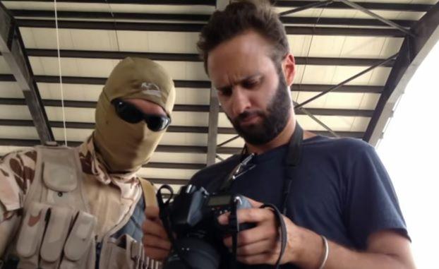 Le journaliste français Mathias Depardon finalement expulsé vers la France, après un mois de détention en Turquie