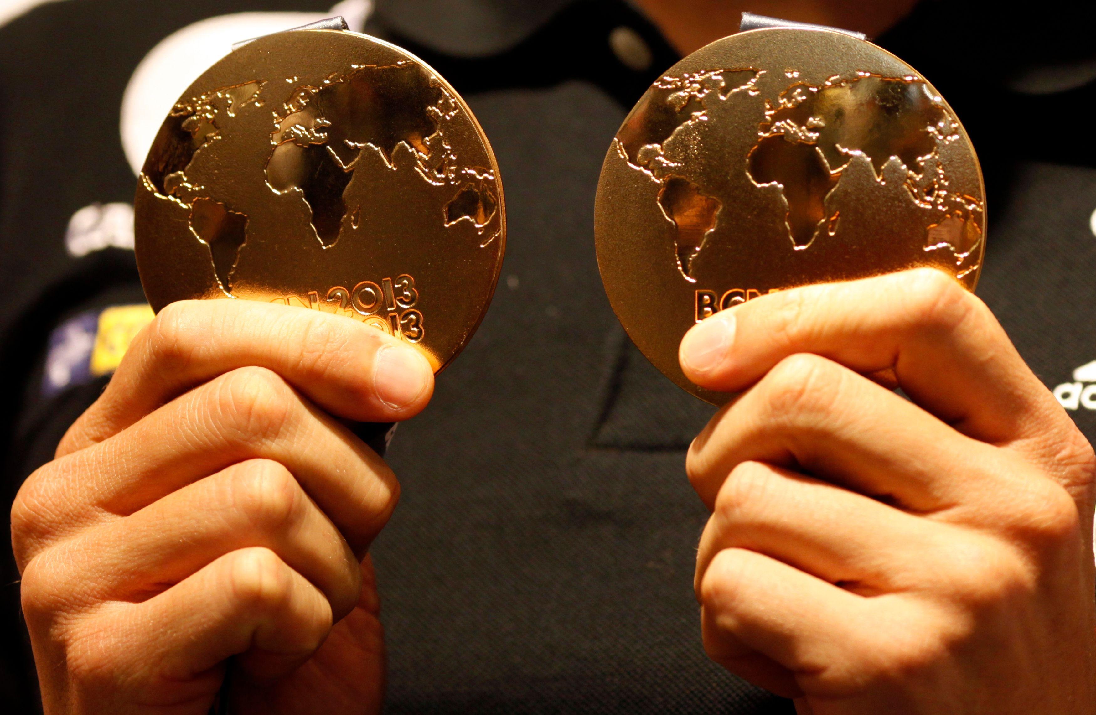 Viser le podium mondial : tellement plus important que les JO !
