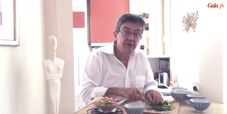 Jean-Luc Mélenchon révèle son secret minceur