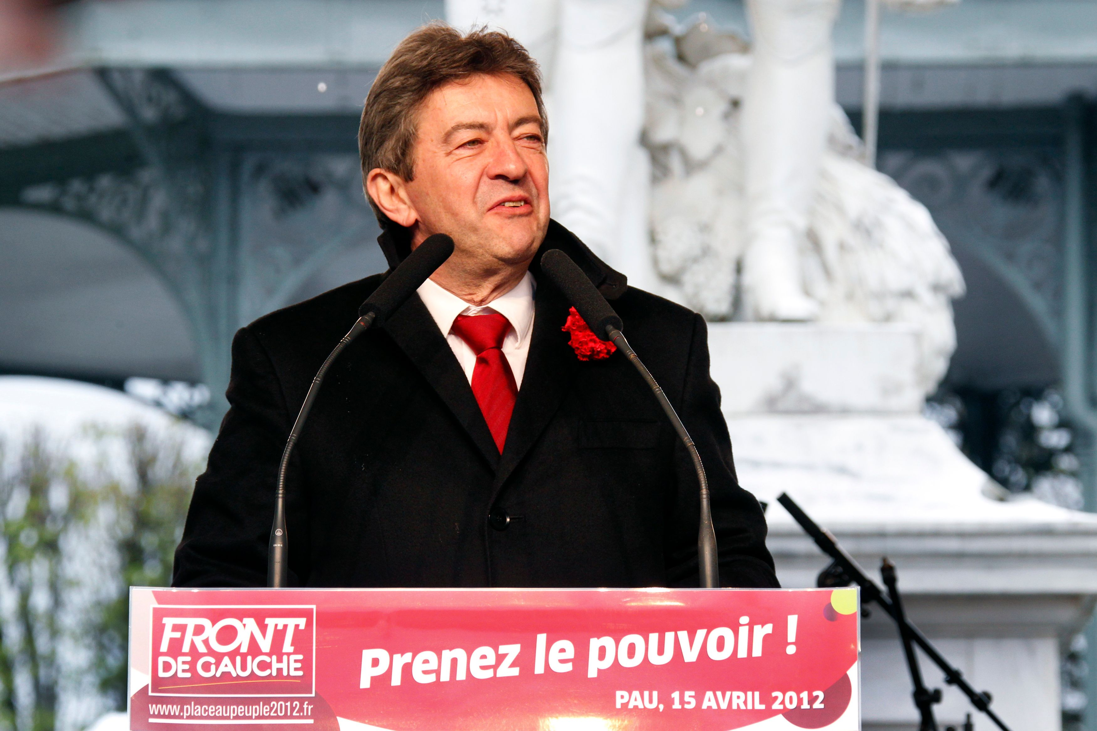 Jean-Luc Mélenchon a insulté Angela Merkel