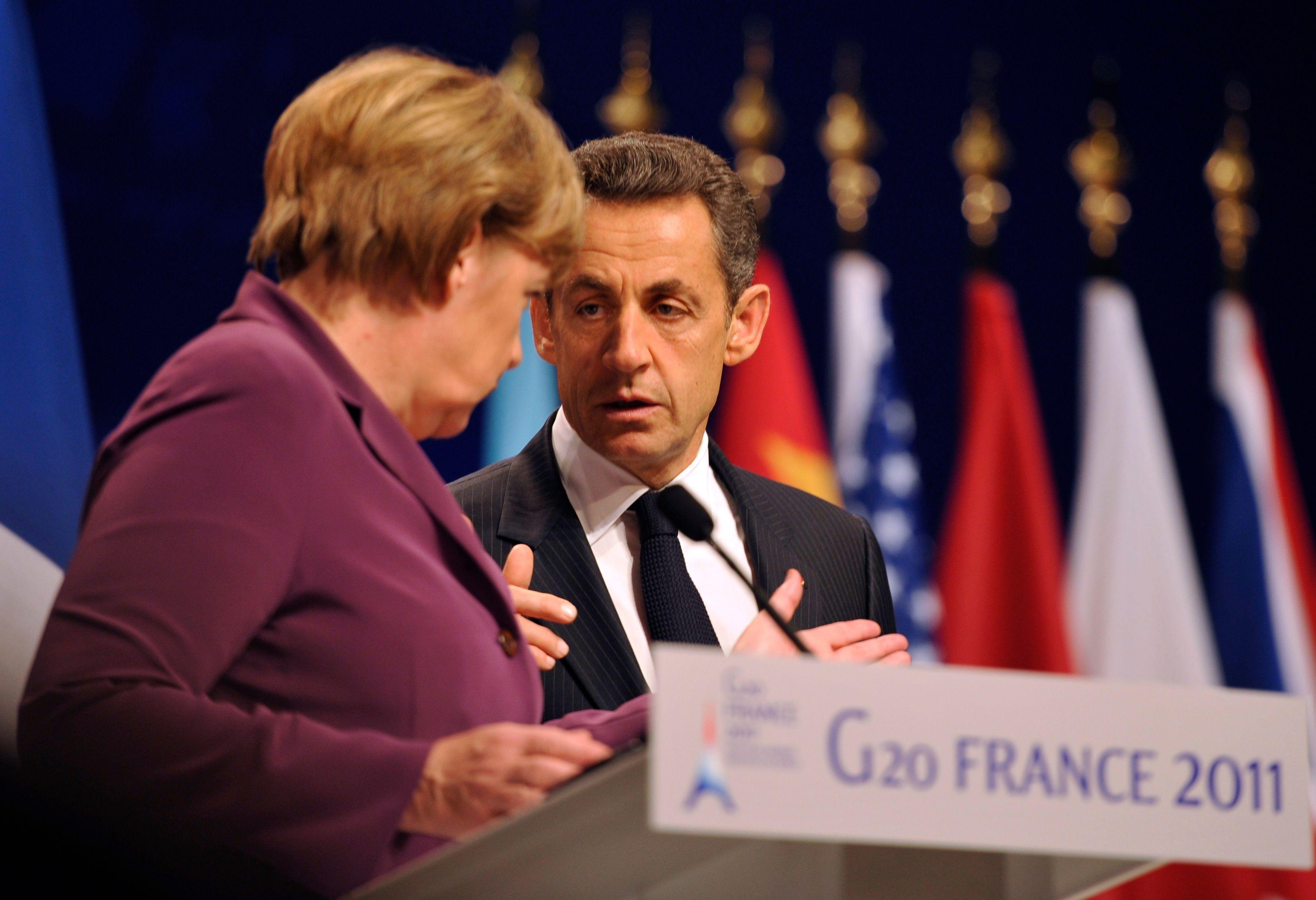 Nicolas Sarkozy et Angela Merkel devraient prochainement se revoir