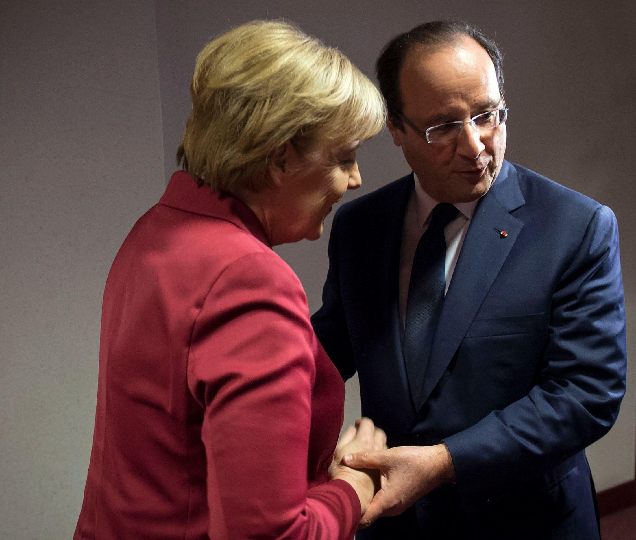 Données personnelles : Angela Merkel veut créer un réseau Internet européen
